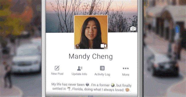 Hurá! Facebook chystá novinky, budeme mít pohyblivé profilovky