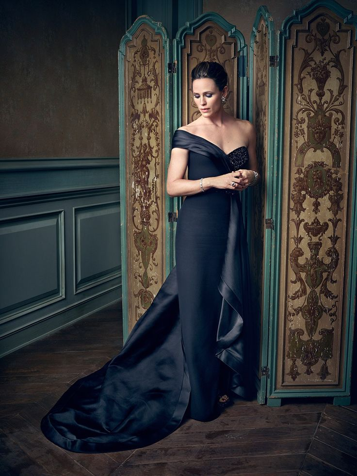 Jennifer Garner | Mark Seliger's Vanity Fair Oscar Party Portrait Studio