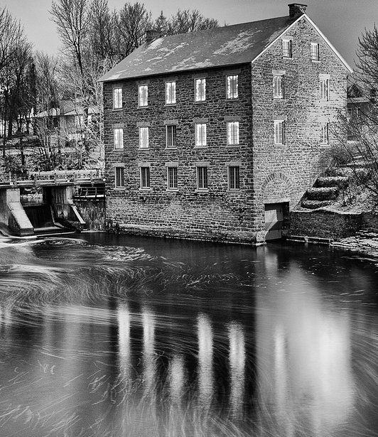 This is a stunning image! Pat Daly P | Manotick Mill
