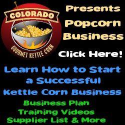 A Sample Gourmet Popcorn Business Plan Template