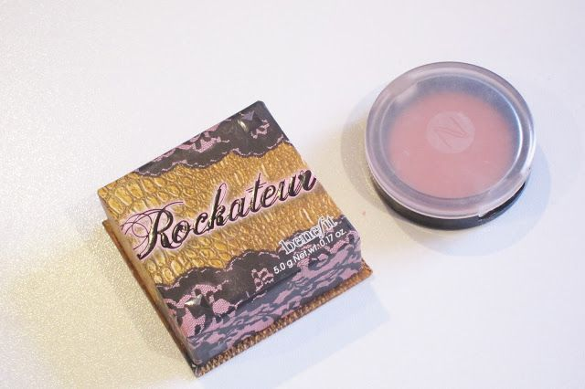 Australian Makeup and Skin care: Dupe Alert- Benefit Rockatuer and Natio Peach Glow...
