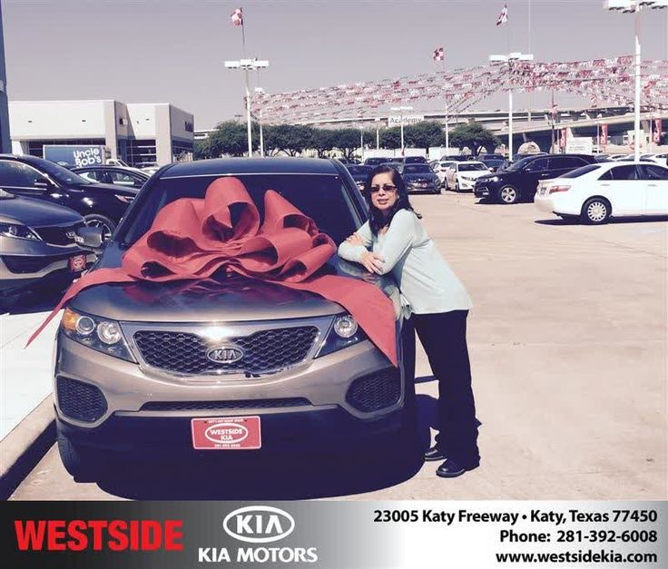 #HappyBirthday to Alma from Nick Guzak at Westside Kia!  https://deliverymaxx.com/DealerReviews.aspx?DealerCode=WSJL  #HappyBirthday #WestsideKia