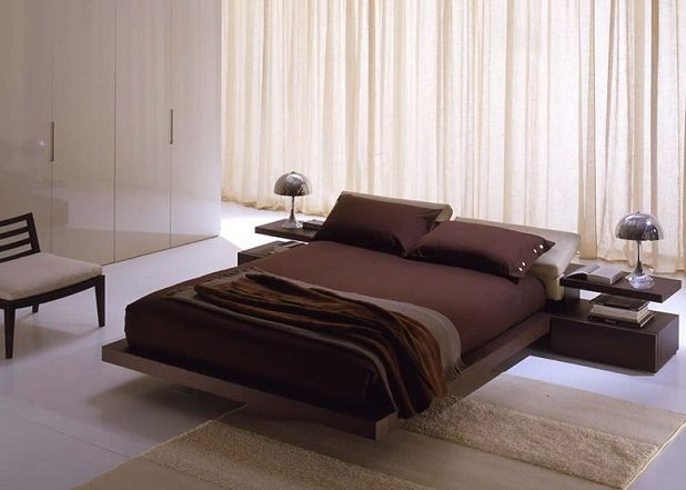 modern italian bedroom furniture sets | ... furniture, brown wooden Italian bedroom furniture, bedroom sets