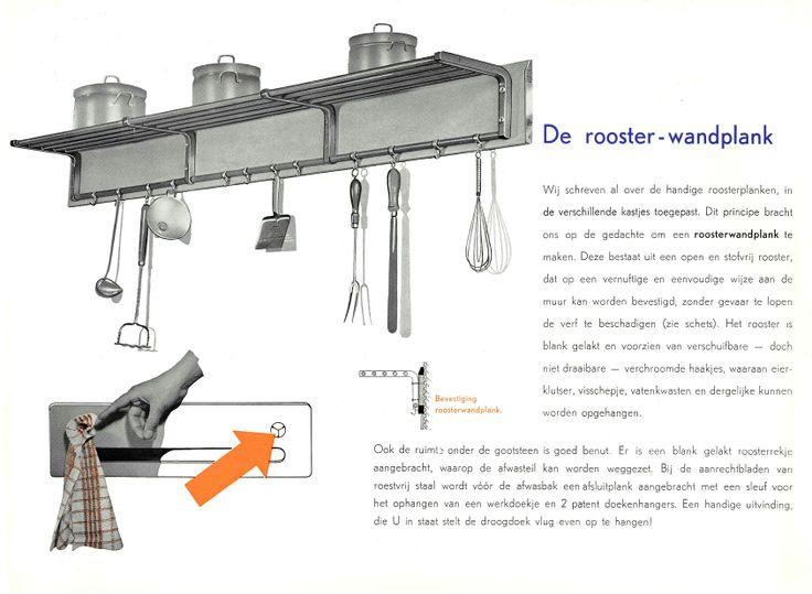Piet Zwart Keuken Marktplaats : 1000+ images about piet zwart keuken on Pinterest Retro, Van and The