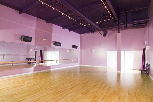 encore ballet room