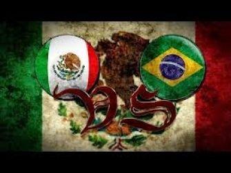 SEMANARIO BALUN CANAN: Brasil y México en el clímax total