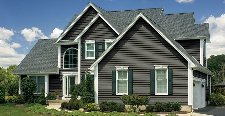 7 Popular Siding Materials To Consider: 1000+ Ideas About Vinyl Siding Styles On Pinterest