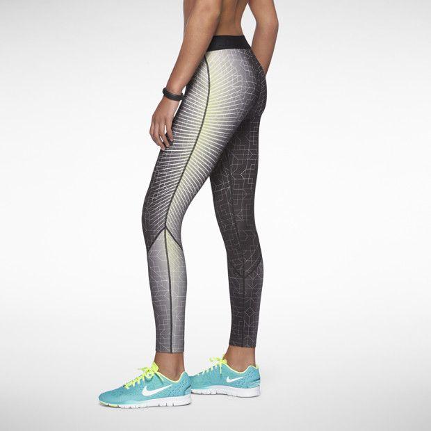 Nike Pro Printed Hyperwarm Tights 2 Women s Tights  245c95b0b