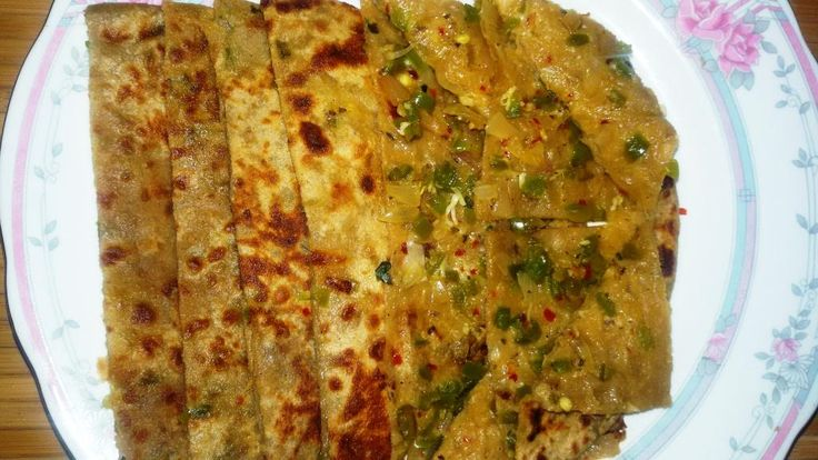 Have you ever imagined a typical Indiandelicacy, with truly Italian flavours.Stuffed Parathas are the soul of North Indian Cuisine, so just imagine a paratha, stuffed with crunchy onions and capsicum, … Continue Reading →