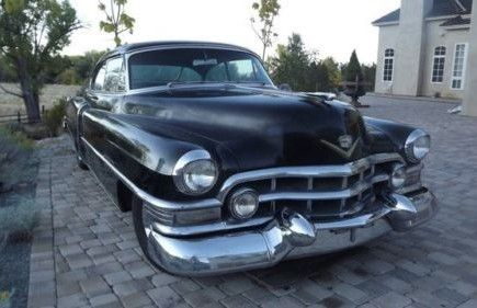 Exotic Cars Pictures >> 1952 Cadillac Coupe DeVille Classic Car For Sale at www.GrahamsClassics.com.au   Cars For Sale ...