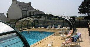 Camping kerlaz, en Finistere sud Bretagne, près de Quimper, avec piscine couverte - Pointe de la Torche. Réservez au 02 98 87 76 79