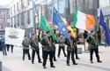DISSIDENT republicans have issued a chilling threat to Irish people serving in the British armed forces and warned that they are a legitimate target for the Continuity IRA.