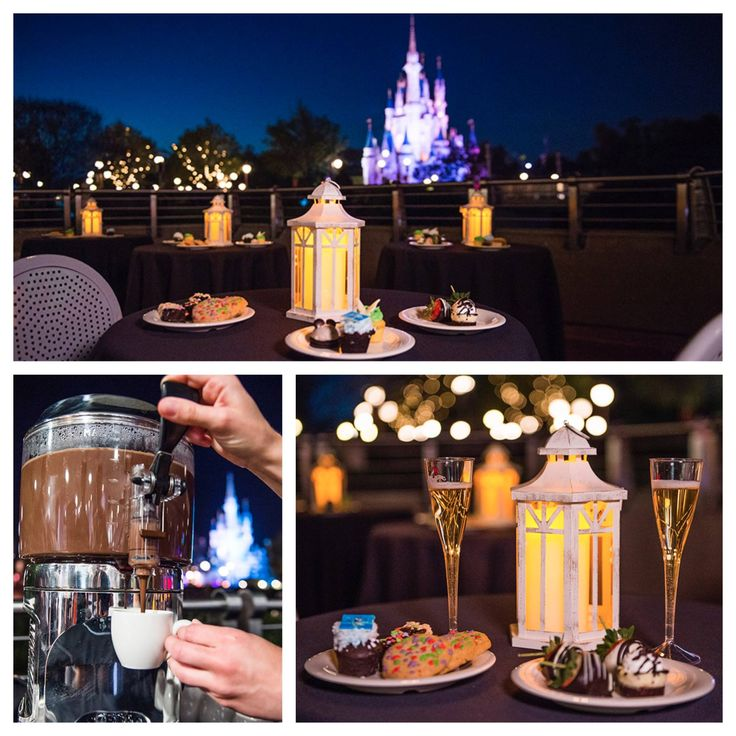 Reservations are now open for the Wishes Fireworks Dessert Party at Magic Kingdom Park! Beginning July 5, 2015, this newly enhanced dessert party lets you relax in a reserved seating area with family and friends over delicious desserts and beverages.
