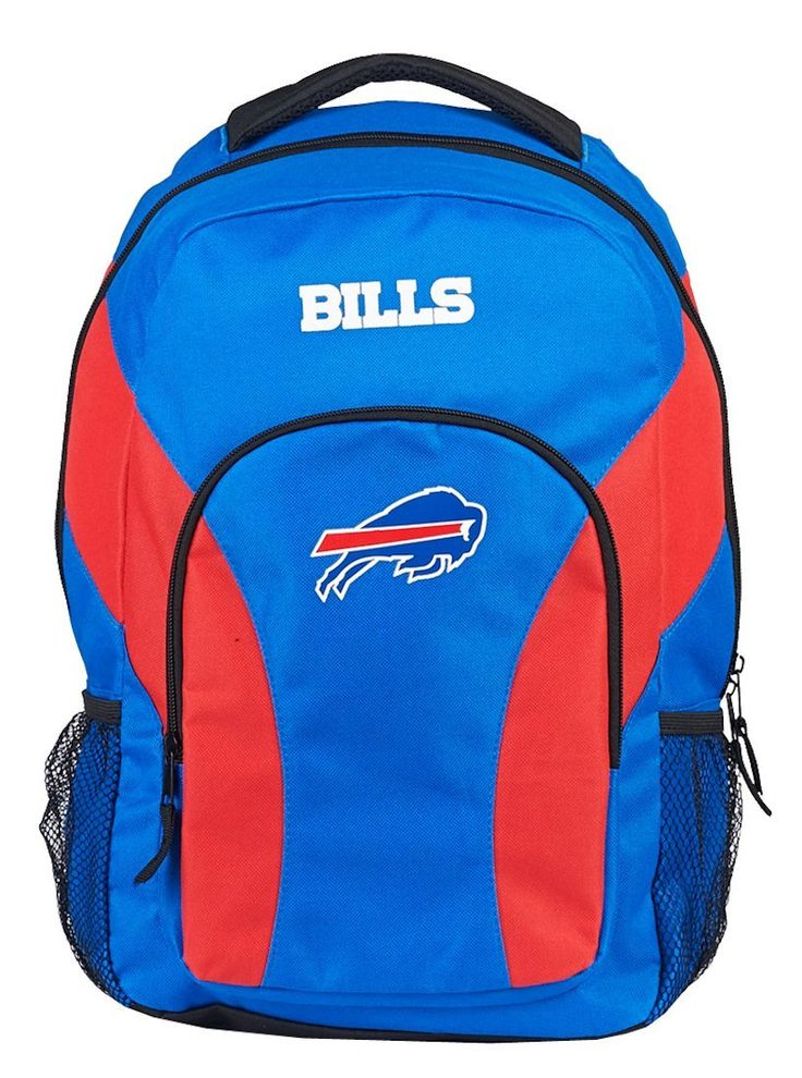 Buffalo Bills Draft Day Royal Blue Back Pack – ResellerHub.store