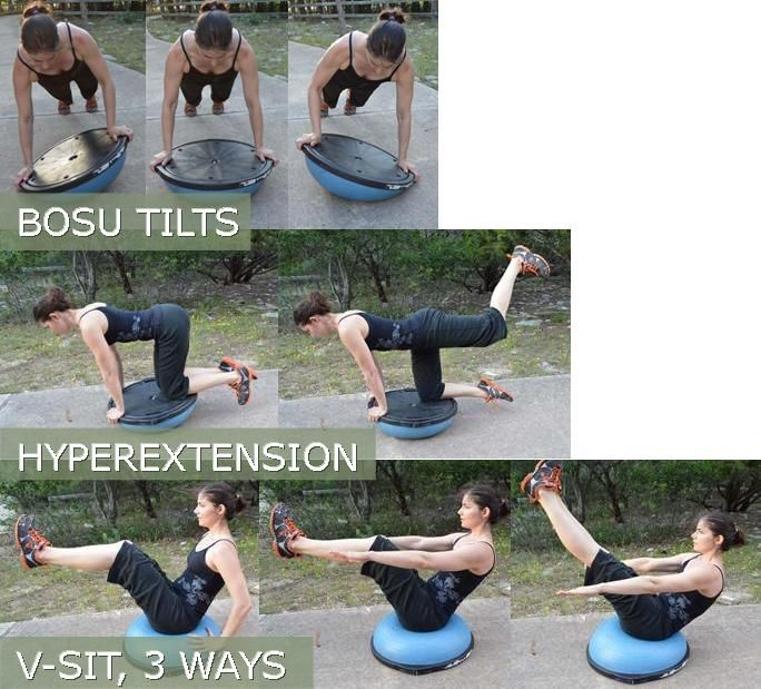 Bosu Ball For Beginners: Pilates Bosu Images On Pinterest