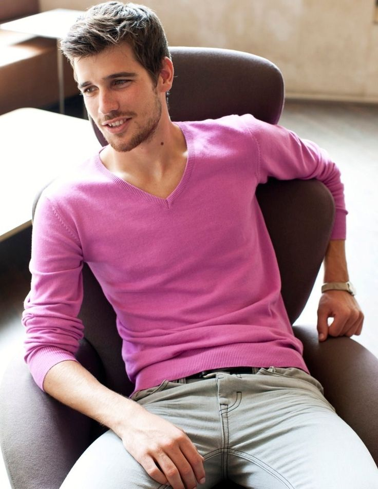 17 Best images about NBCF Real Men Wear Pink on Pinterest | Man ...