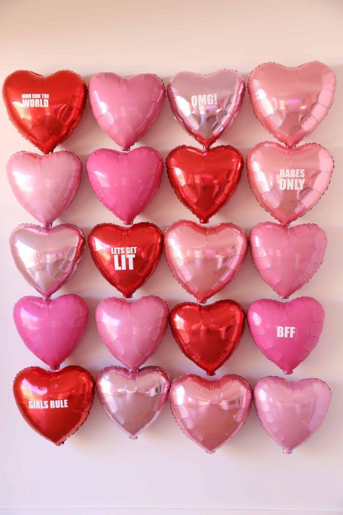 Girl Gang Party | Happy Valentines Day | Girl birthday