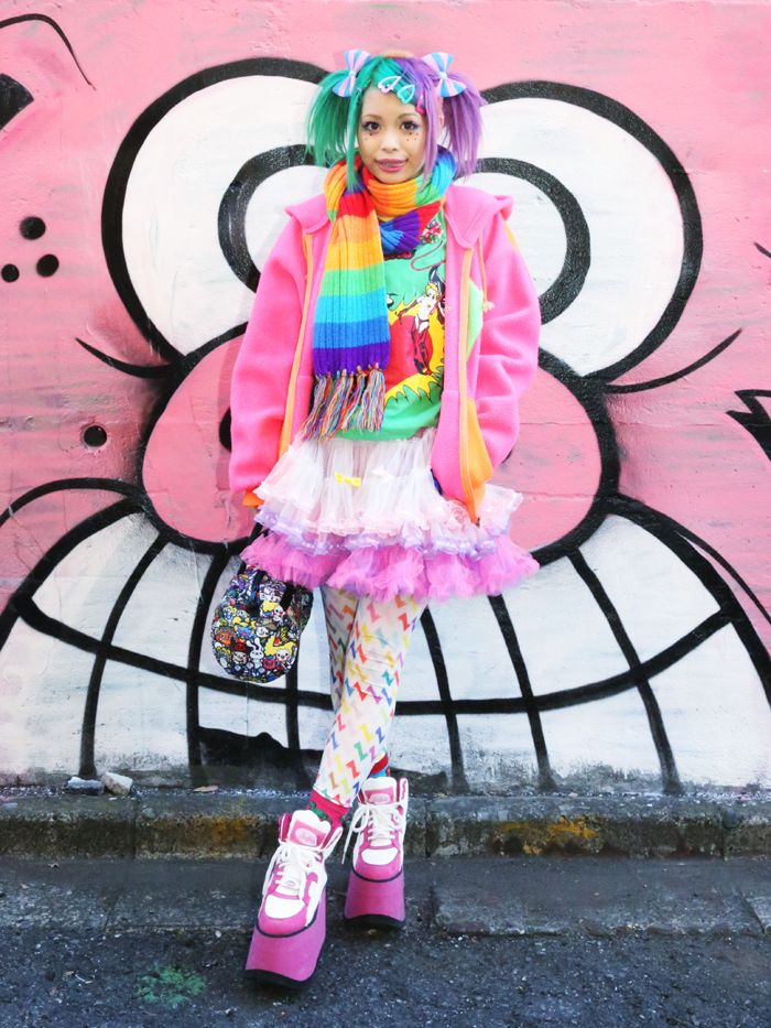 2283 Best Images About Harajuku Style On Pinterest