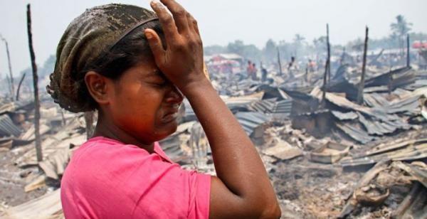 Myanmar Bantah Terjadi Pembersihan Etnis Rohingya