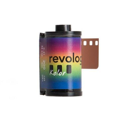 Revolog 36exp Kolor – Lomography Shop