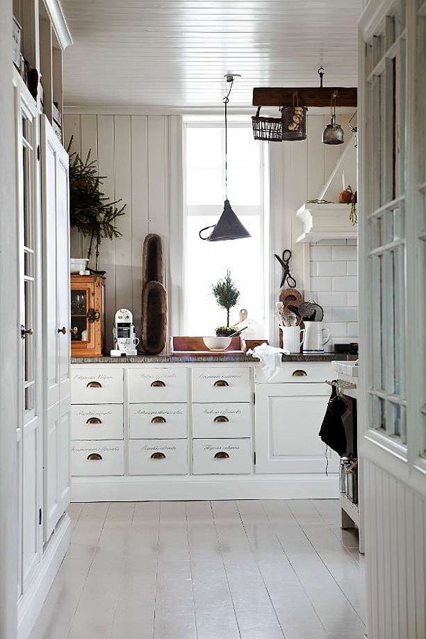 A SWEDISH WINTER WONDERLAND HOME | THE STYLE FILES