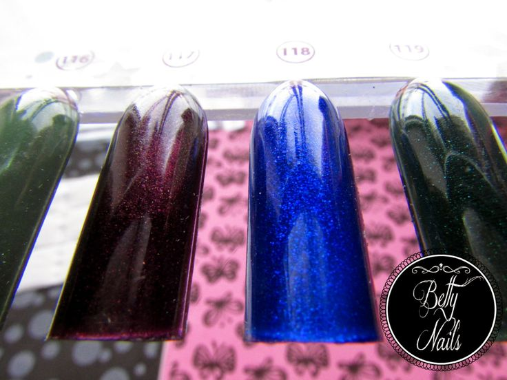 Betty Nails: Purple Profissional