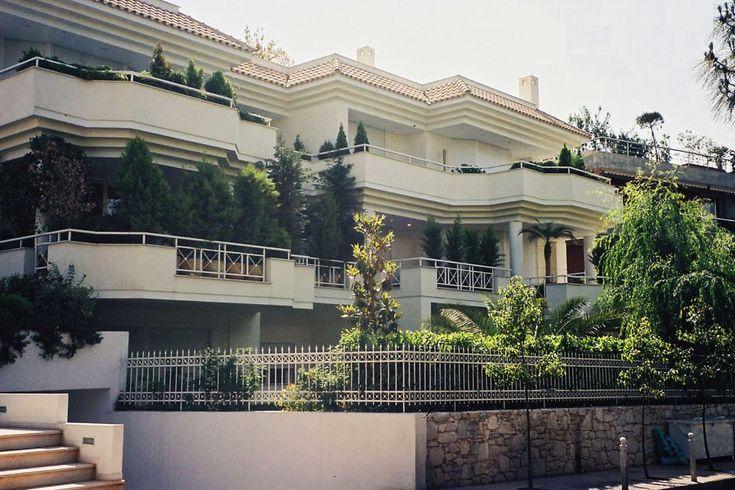Συγκρότημα κατοικιών στο Παλαιό Ψυχικό | vasdekis