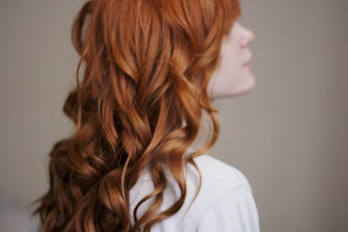 <3 #red #hair #curly