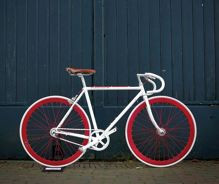 Bikes with a history by Moosach.