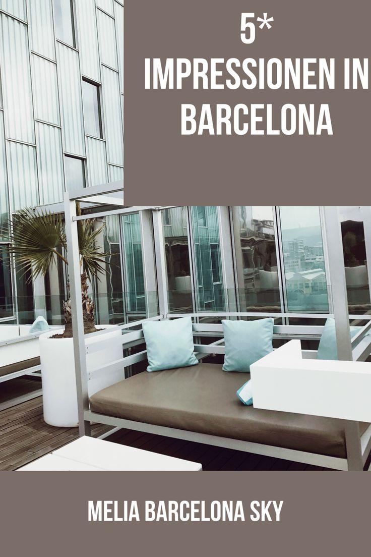 Wenn es in Barcelona mal ein luxuriöses Hotel sein soll, solltet ihr unbedingt meinen Erfahrungsbericht zum Melia Barcelona Sky unter https://nochedeverano.com/melia-barcelona-sky-hotel-the-level-5-impressions/ lesen Selten so ein schönes Hotel gehabt!