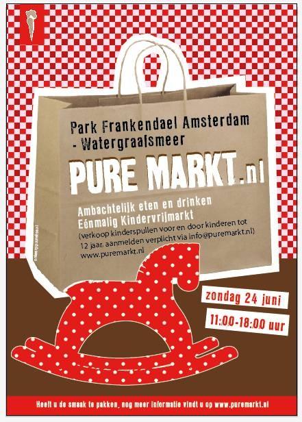 De Pure Markt, Amsterdam