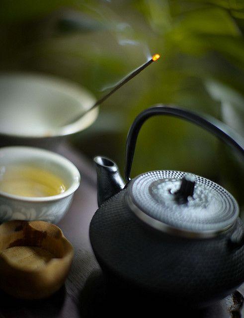 ::Green tea::
