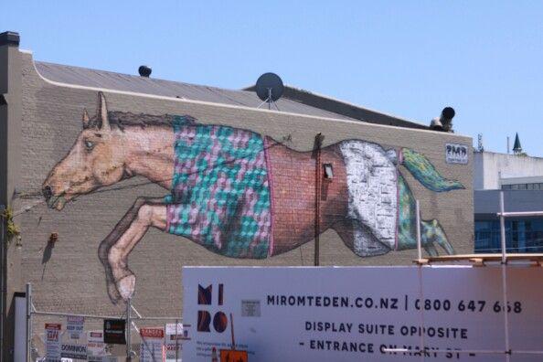 #streetart #rdpnz Mt Eden, Auckland, New Zealand