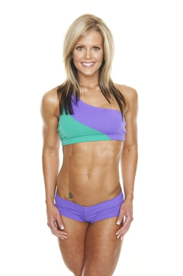 Nicole Wilkins-Ab Training Tips fitness-inspirations lose-weight workout