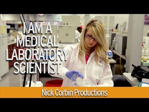 I Am a Medical Laboratory Scientist
