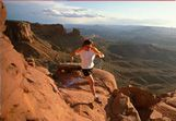 Nothing beats running in the great outdoors. Clear your mind and prepare for the best day ever!