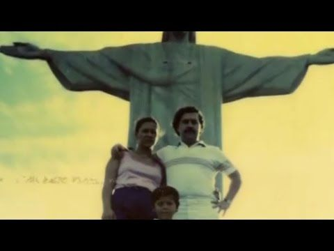 Tata and Juan Pablo Escobar - Sins Of My Father 2/3 - YouTube
