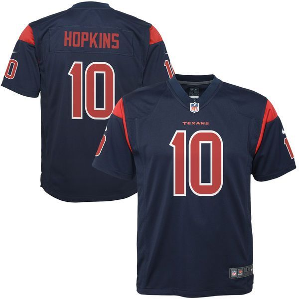 DeAndre Hopkins Houston Texans Nike Youth Color Rush Game Jersey - Navy - $74.99