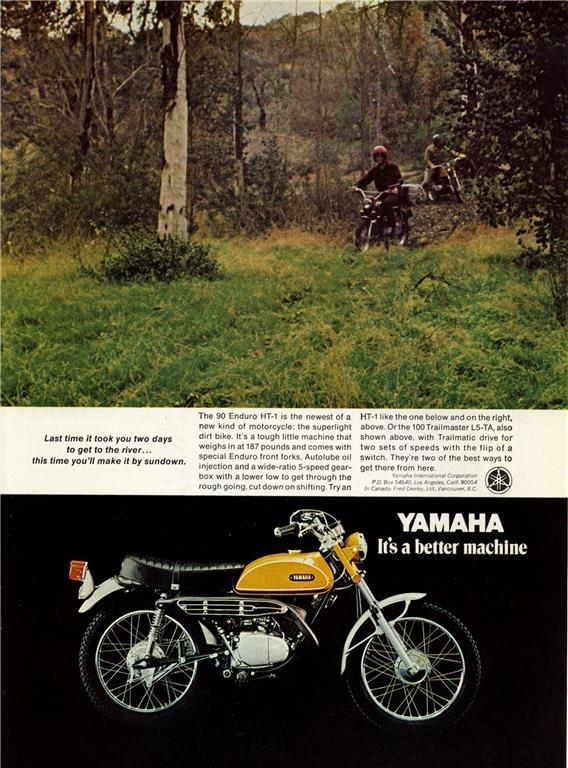 wiring diagram for 1975 yamaha 125 enduro dt yamaha dt125