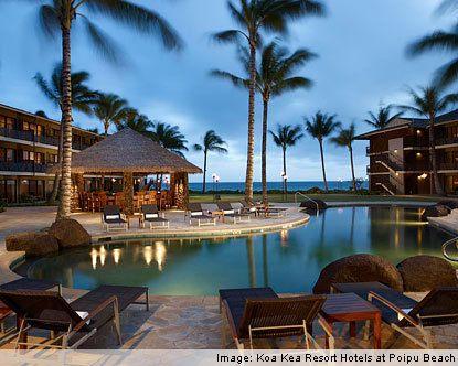 Waiohai Resort. Poipu, Kauai, Hawaii. Family has a time share and we go every even year. LOVE.
