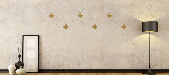 Removable Cross wall stickers by BC Magic Wallpaper