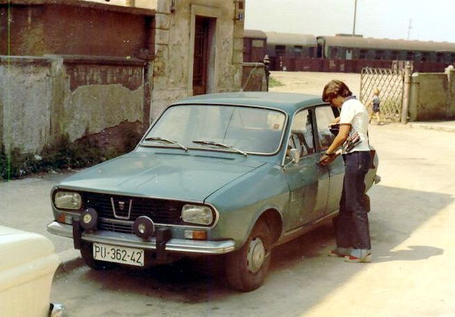Dacia 1300 1969-1975. #Dacia #Car #Retro