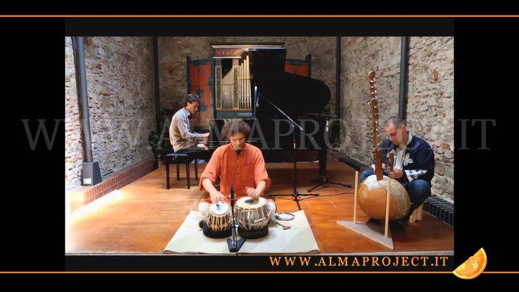 ALMA PROJECT - Kora, Tabla & Piano