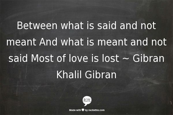 16 Best Images About Great Kahlil Gbran Quotes On