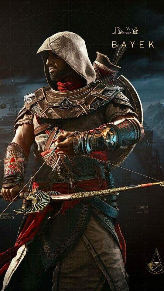 Black assassin creed