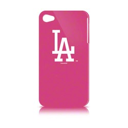 Los Angeles Dodgers Pink iPhone 4