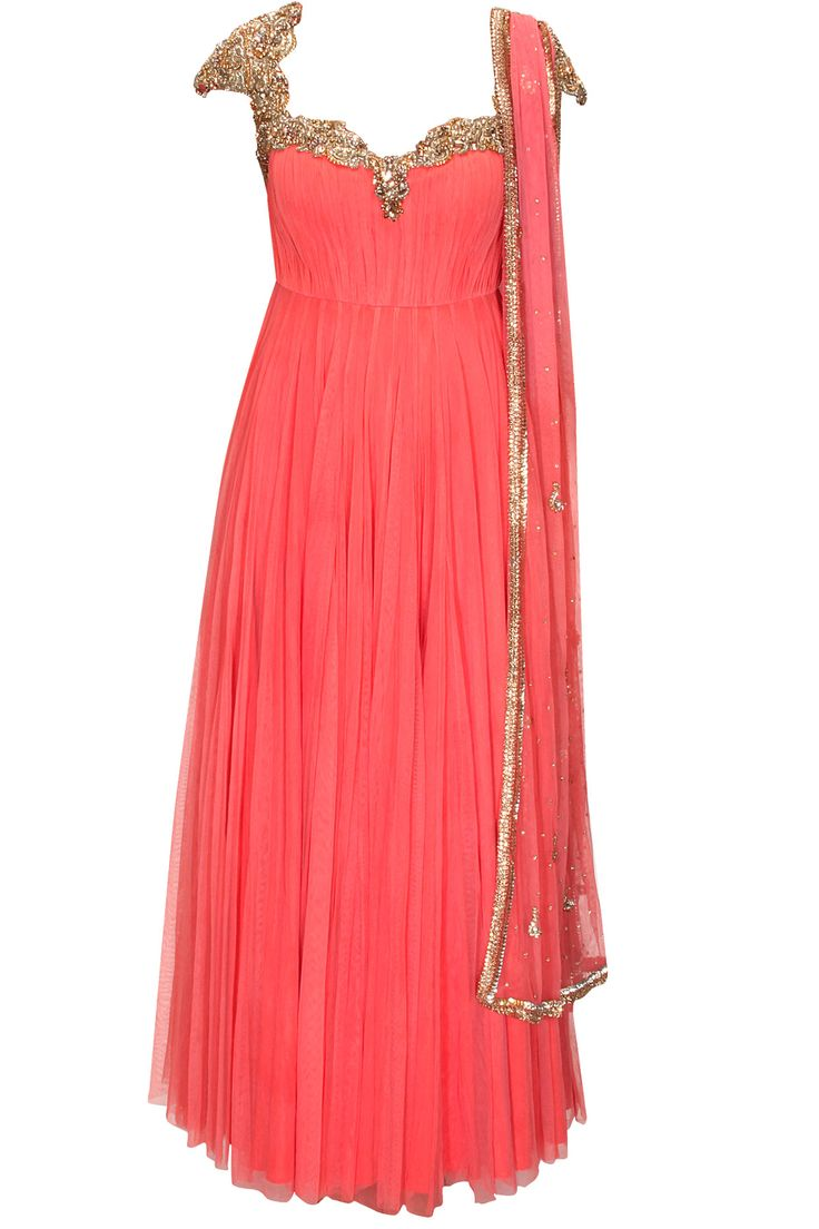 Luxury dresses for wedding guest   best Sari images on Pinterest  Fashion plates Conch fritters