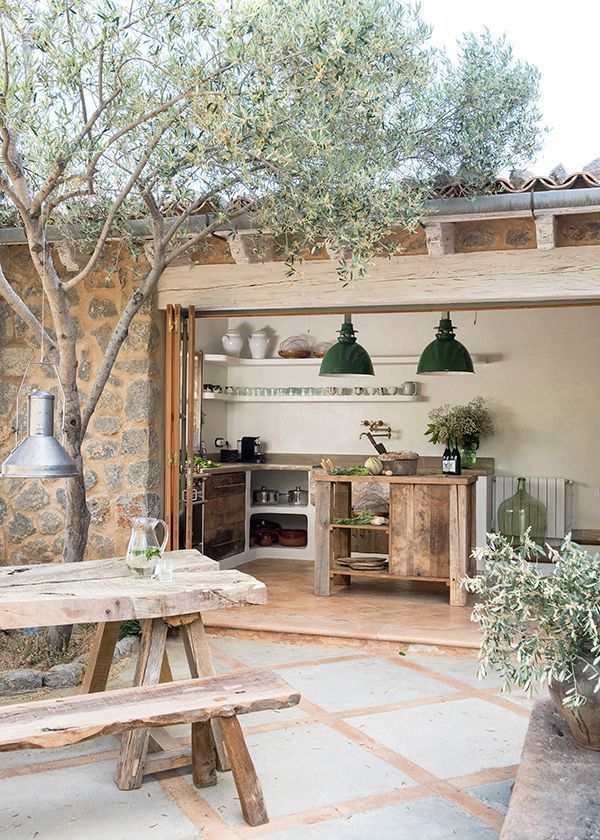 25 Awesome Outdoor Kitchen Ideas Design For Small Space On A
