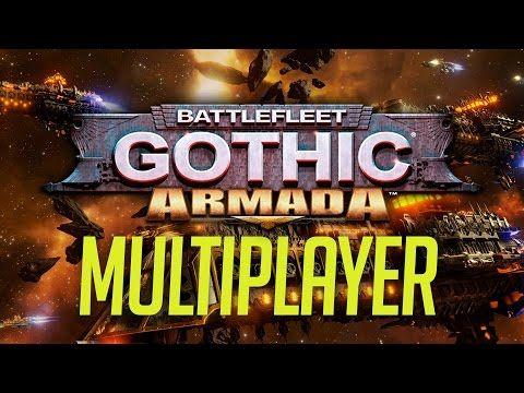 Battlefleet Gothic: Armada - Multiplayer Gameplay - Warhammer 40k Fleet Combat! - Best sound on Amazon: http://www.amazon.com/dp/B015MQEF2K -  http://gaming.tronnixx.com/uncategorized/battlefleet-gothic-armada-multiplayer-gameplay-warhammer-40k-fleet-combat/