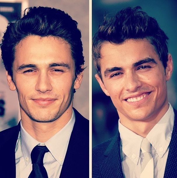 The Franco brothers :)